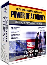 Standard Legal's Power of Attorney Kit